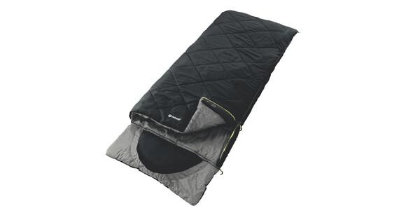 Outwell Contour - Sacos de dormir - gris/negro